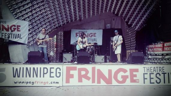 Winnipeg Fringe Fest 2012